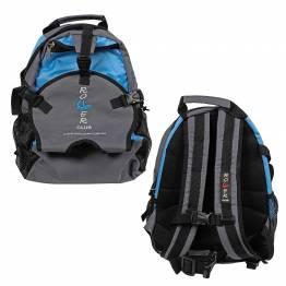 рюкзак для роликов Rollerclub маленький Голубой