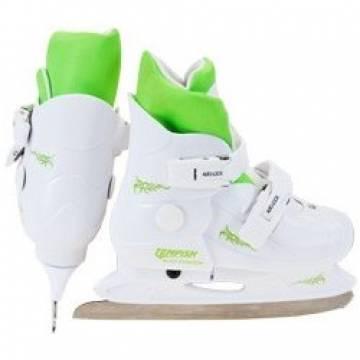 Коньки хоккейные Tempish EXPANZE зеленые