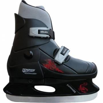 Коньки хоккейные Tempish EXPANZE черные (только доставка)