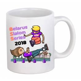 Кружка с рисунком BSS 2018