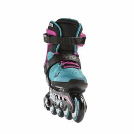 Rollerblade MICROBLADE G pink/emerald green 2019