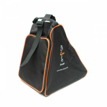 Сумка для роликов Rollerclub Чёрно-оранжевая