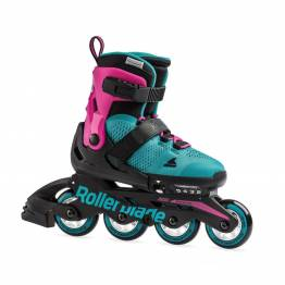 Rollerblade MICROBLADE G pink/emerald green 2019