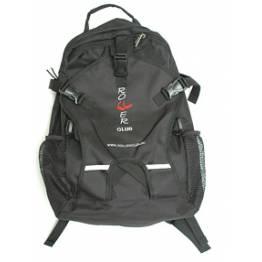 Рюкзак для роликов Rollerclub маленький Чёрный