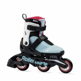 Rollerblade MICROBLADE FREE 3WD G ice blue / raspberry 2020