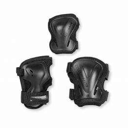 Защита Rollerblade EVO GEAR 3 Pack Black