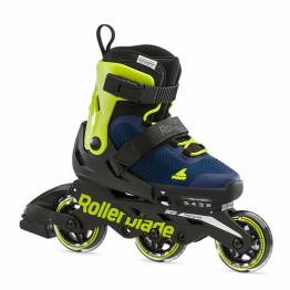 Rollerblade MICROBLADE 3WD blue royal / lime 2021