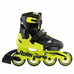 Rollerblade MICROBLADE Neon Green/Black 2021