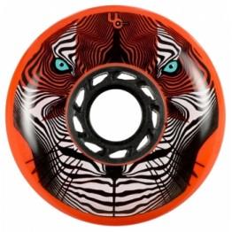 Колеса Undercover Tiger 80mm оранжевые (4 штуки)