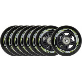 Набор колес FILA 84mm/83A+подшипник ABEC7+втулки