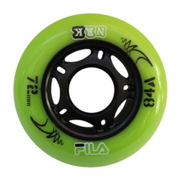 Колеса для роликовых коньков FILA Urban