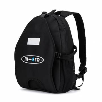 Рюкзак для роликов Micro Skate KIDS BLACK
