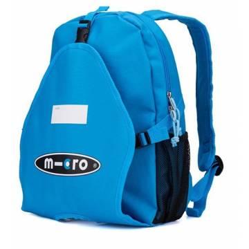 Рюкзак для роликов Micro Skate KIDS BLUE