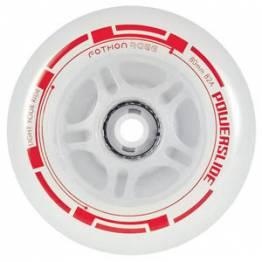 Колеса POWERSLIDE Fothon Rage 80mm (светящиесякрасные)