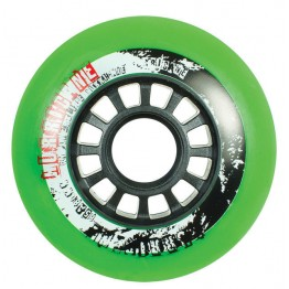 Колёса POWERSLIDE Hurricane green 80mm/85A 4шт