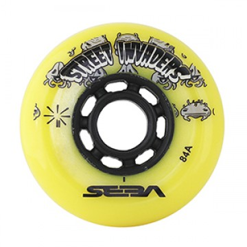 SEBA Street Invaders Yellow (4 штуки)
