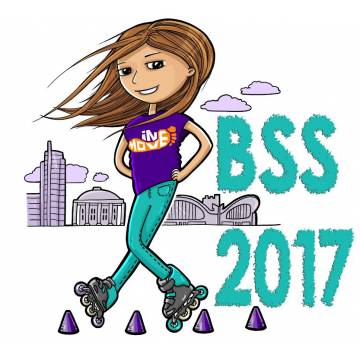 Майка с рисунком BSS 2017