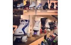 К нам приехали итальянские квадро ролики Fila Skates