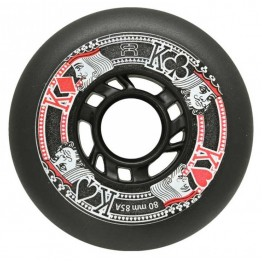 FR STREET KINGS BLACK 76MM-80MM / 85А (4 штуки)