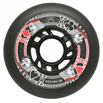 FR STREET KINGS BLACK 80MM / 85А (4 штуки)
