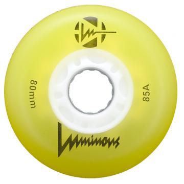 SEBA FR LUMINOUS YELLOW 85А Светящиеся (4 шт)