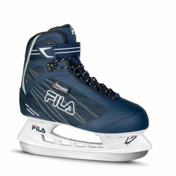 Ледовые коньки FIla KERRY BLUE/JEANS