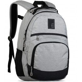 Рюкзак Just Backpack Atlas light grey