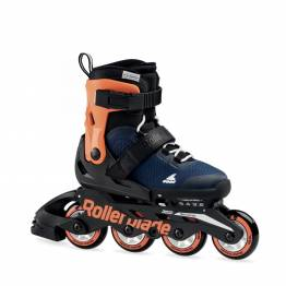 Rollerblade MICROBLADE Midnight blue/Warm orange 2020