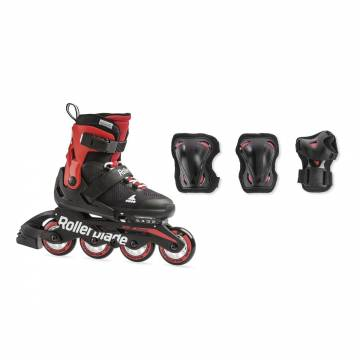 Rollerblade COMBO black/red 2019