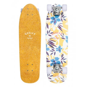 "Круизер Quiksilver Hawaii - 26"" Small Cruiser Skateboard"