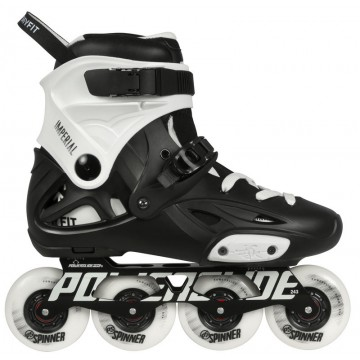 Ролики Powerslide Imperial One 80 Black/White