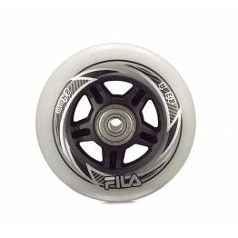 Колёса FILA Fitness 80mm/82A + ABEC5 + Втулки (8 штук)
