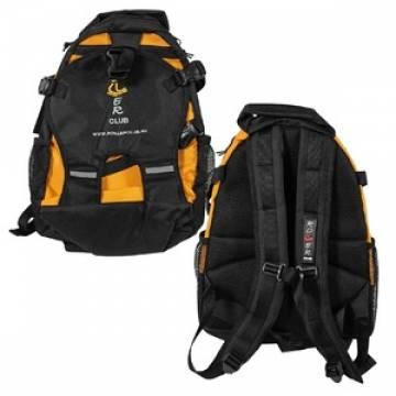 ROLLERCLUB рюкзак маленький желто-черный