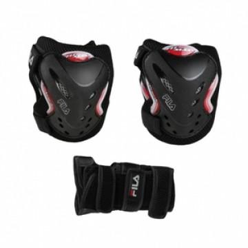 Детская защита FILA Gear Black/Red