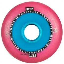 Колеса Powerslide Defcon Pink