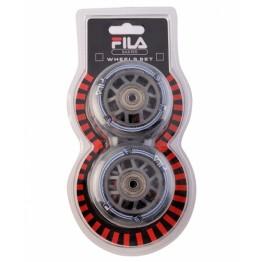 Набор колес FILA 82A+подшипник ABEC5+втулки