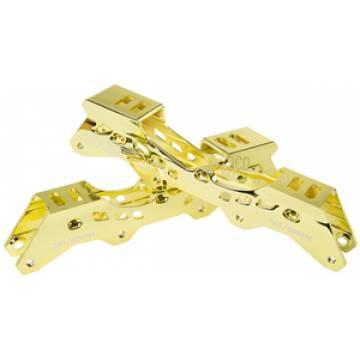 Рама для роликовых коньков Seba Deluxe gold