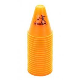 Конусы SEBA Пластиковые Оранжевые (20 штук)