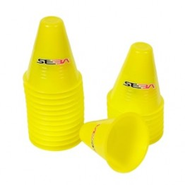 Конусы SEBA Dual Density Жёлтые (20 штук)