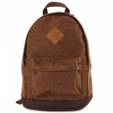 Рюкзак городской InMove, коричневый
