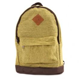 Рюкзак городской InMove, темно-желтый