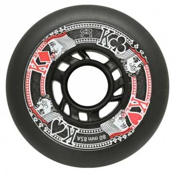 FR STREET KINGS BLACK 76MM-80MM / 85А (4 штуки)