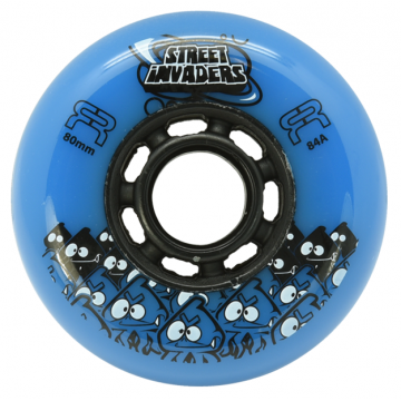 FR STREET INVADERS BLUE 80MM / 84А (4 штуки)