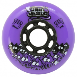 FR STREET INVADERS VIOLET 80MM / 84А (4 штуки)