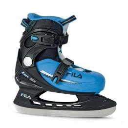 Ледовые коньки Fila J-One Ice HR BLK/BLUE