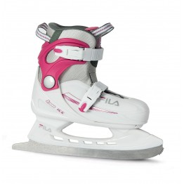 Ледовые коньки FILA  J-ONE G ICE HR WHITE/PINK