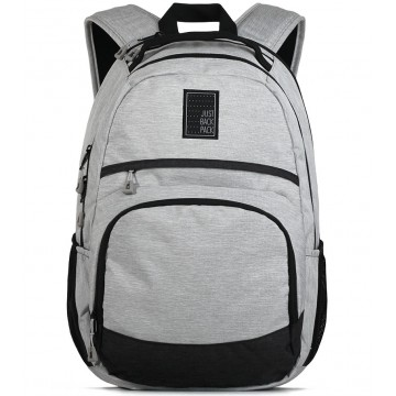 Рюкзак Just Backpack Atlas light grey