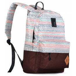 Рюкзак Just Backpack Vega stripes-brown