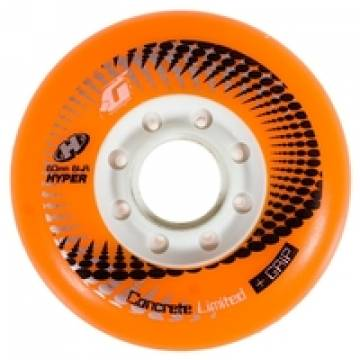 HYPER CONCRETE+G LTD orange/white 84A (4 штуки)