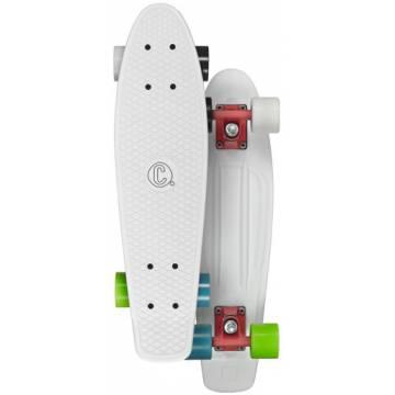 Скейтборд Choke Juicy Susi White 2016